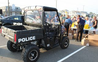 Avalon Police Beach Vehicle