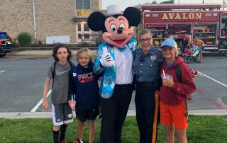 Avalon PD and Mickey